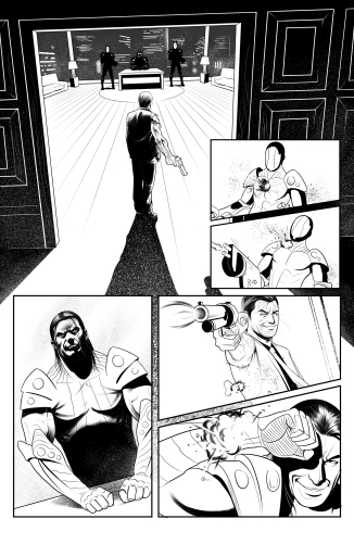 Replicator #1 Future page 1